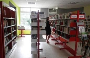 La bibliothèque Quissac