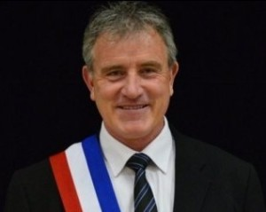 le Maire Serge Cathala