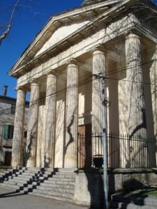 Temple Quissac