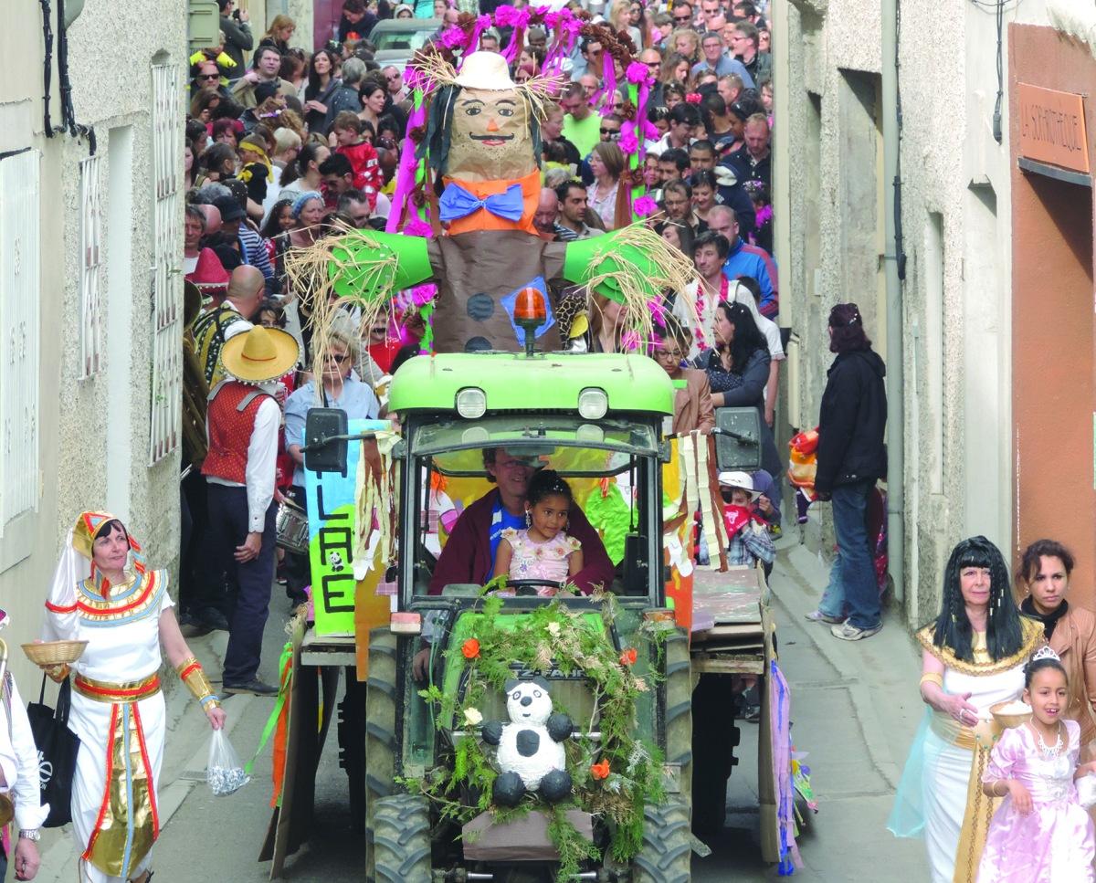 30 mars Carnaval et St Patrick