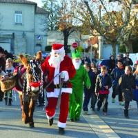Noël dans les rues ce 23 décembre