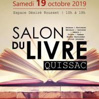 Salon du livre le 19 octobre