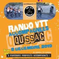 Rando VTT le 8 décembre