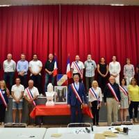 Le nouveau conseil municipal
