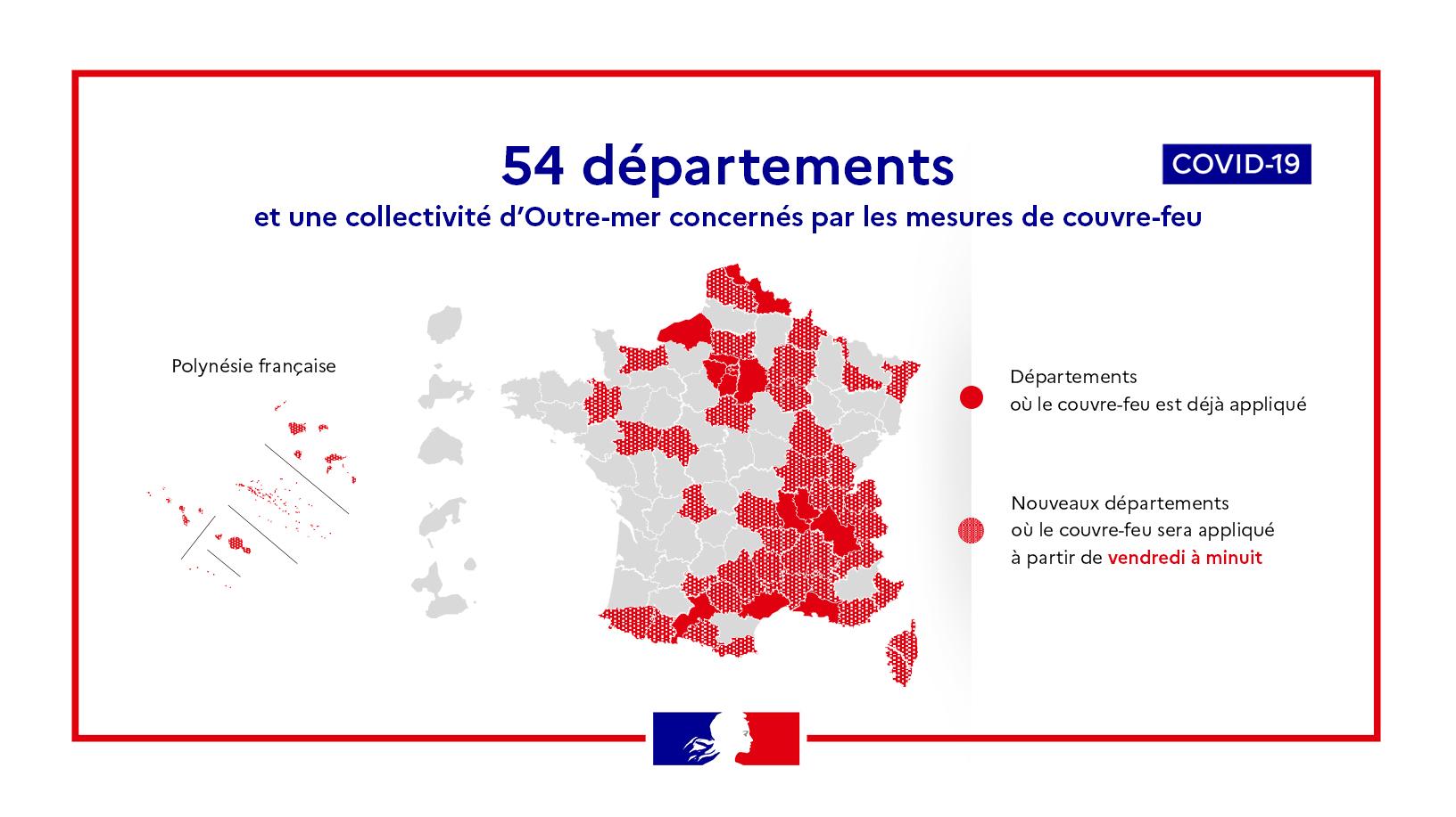 Info Covid 19 Couvre Feu Et Attestations Ville De Quissac