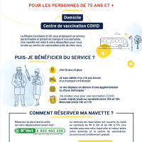 Vaccination +75ans